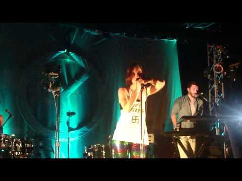 Yelle - Live - Cooler Couleur/A Cause Des Garçons - HD - At the Echoplex