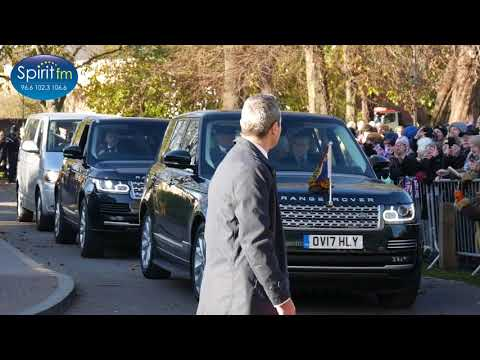 Queen visits Chichester
