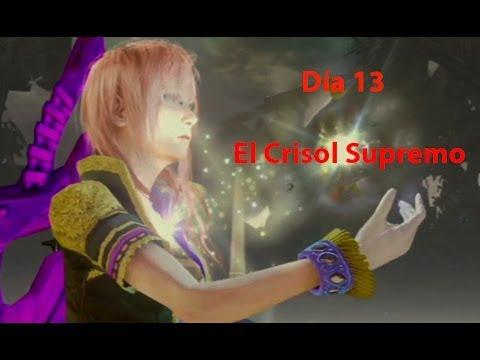 Guía Lightning Returns: Final Fantasy XIII Día 13 (El Crisol Supremo)