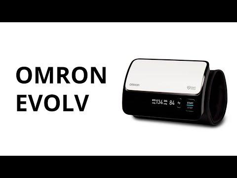 Тонометр нового поколения Omron Evolv