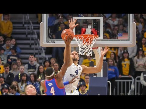 Marquette Courtside - Marquette improves to 14-0 at home, defeats DePaul 79-69