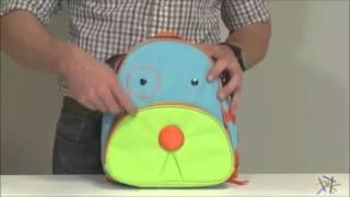 детские рюкзаки skip hop zoo обзор