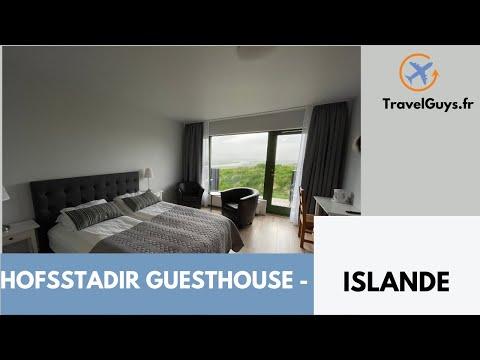 Hofsstadir Guesthouse - Double Cottage