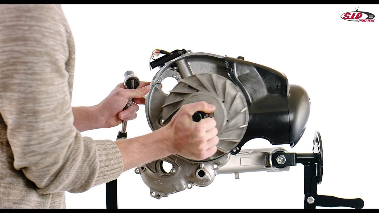 vespa ignition vespatronic installation tutorial [ 1280 x 720 Pixel ]