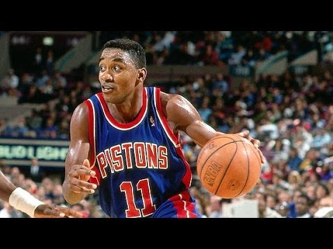 Isiah Thomas - Untold Stories (NBA BASKETBALL DOCUMENTARY)