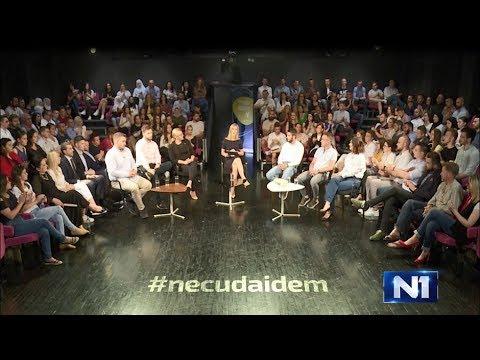 Specijalno izdanje Večernjeg studija posvećeno odlasku mladih iz BiH