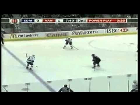 """Vancouver Canucks - """"The Shift"""" 10/13/07"""