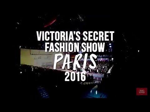 Victoria's Secret Fashion Show 2016 PARIS (Making)