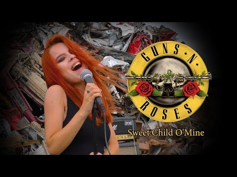 Sweet Child O'Mine - Guns N'Roses; By The Iron Cross