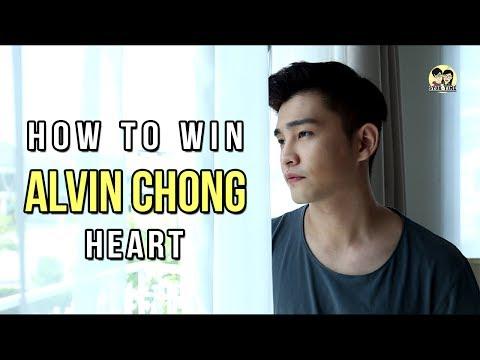 4 Cara Untuk Menjadi Kekasih ALVIN CHONG - SYOK TIME