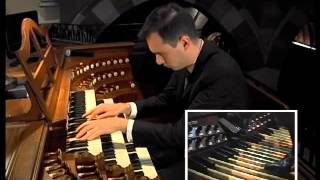 Widor: Allegro from Symphony No. 6, performed by Christopher Houlihan