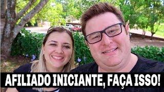Gambar cover Afiliado Iniciante, Por Onde Começar? Bate Papo com Wesley Pereira e Vânia Ribeiro