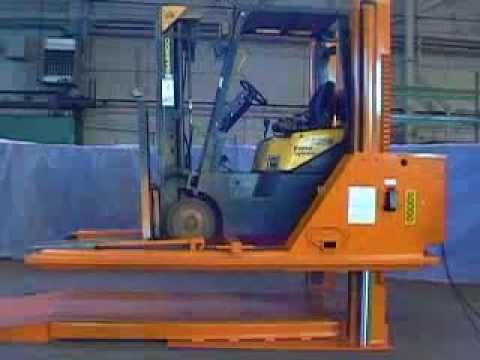 Maintenance Lift For Fork Lift    Fork Truck Service And