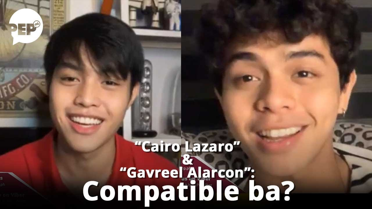 """Gavreel"" and ""Cairo"" take the compatibility test 