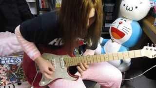 【ギターカバー】Kelly SIMONZ 超絶ギタリスト養成ギプス EX41 - 超絕吉他手養成手冊 吉他速彈 Guitar Shredding Cover