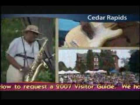Visit Cedar Rapids, Iowa