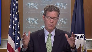 Department Press Briefing - March 28, 2019 with Ambassador Brownback