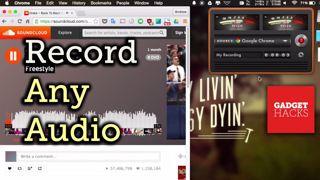 Record Audio from Any Website or App on Your Mac with Piezo [How-To]