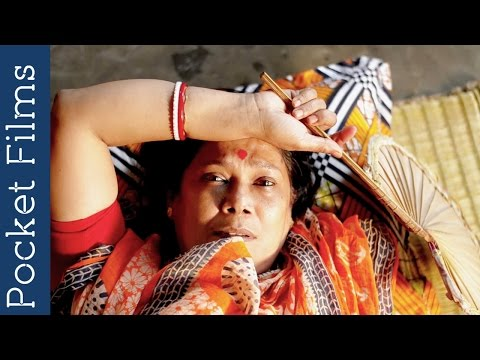 Bangla Housewife waiting for her husband  -  Bangla short film – Opekkha (The Waiting)