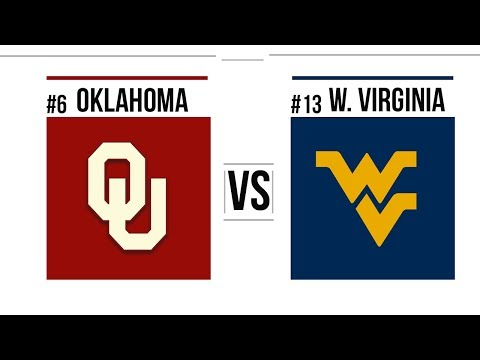Week 13 2018 #6 Oklahoma vs #13 West Virginia Full Game Highlights