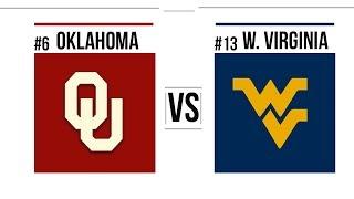 Week 13 2018 #6 Oklahoma vs #13 West Virginia Full Game Highlights