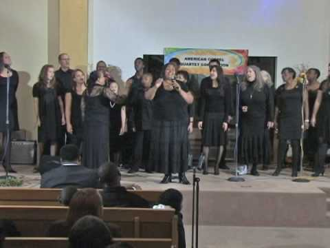 Pat Wright and the Total Experience Choir