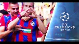 FC Viktoria Plzeň - Cesta předkoly Ligy Mistrů 2013/2014 | HD