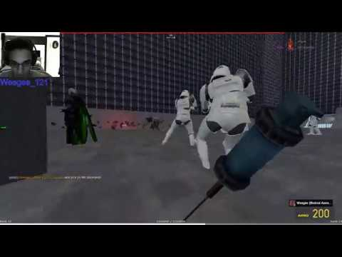 """Garry's Mod: Imperial Gaming RP """"Boarding Action"""" (19/7/2018)"""