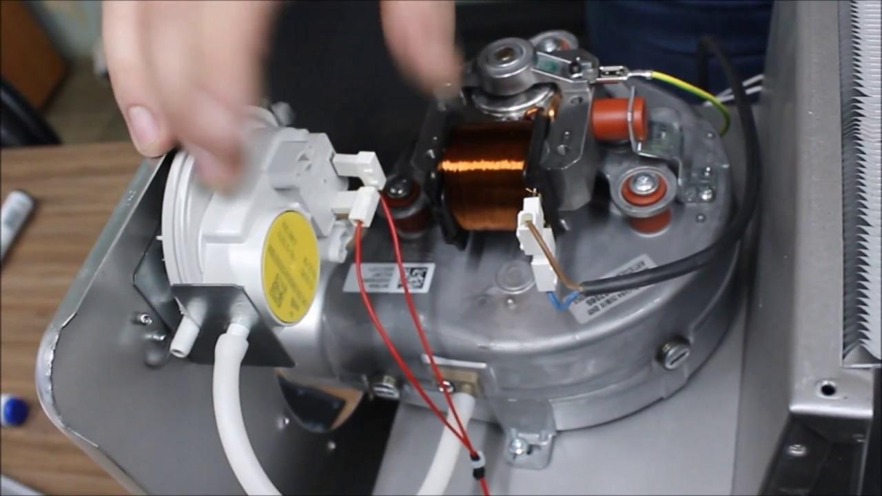 Как снять теплообменник с газового котла protherm Аппарат для промывки теплообменников Pump Eliminate 110 combi Кызыл