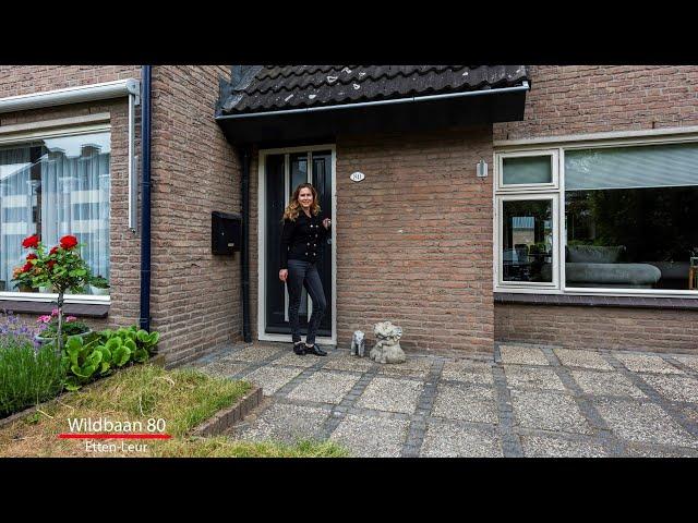 Nieuw in de verkoop: Wildbaan 80 te Etten-Leur