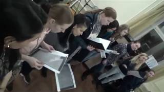 Репетиция МотоХора в студии Глобальная Волна 16.11.2017 - The Global Wave