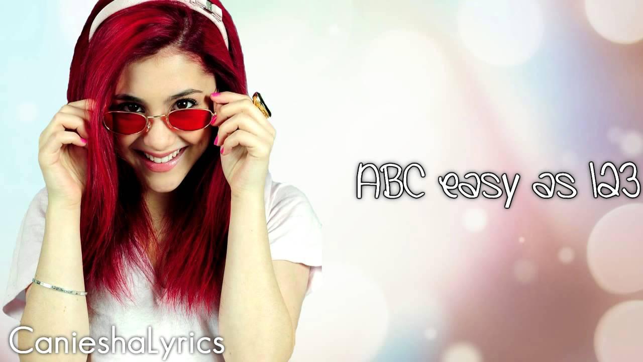 Download Comeback Video #3 - Ariana Grande - ABC (Lyrics Video) HD