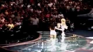 Mtv 2003 Christina Aguillera, Britney Spears ,Madonna, Missy Elliot