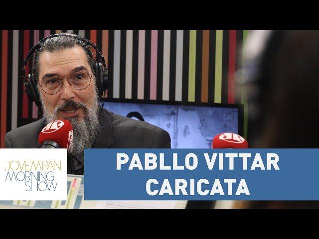 """Lobão: """"Pabllo Vittar é uma figura um tanto caricata"""""""