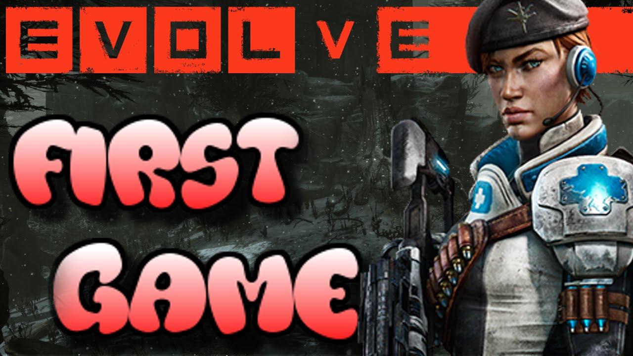 Evolve Games Online