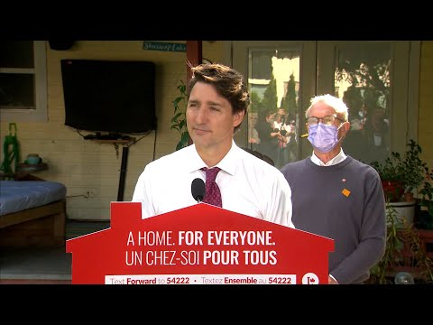 Justin Trudeau pledges more action on climate change, takes questions from reporters