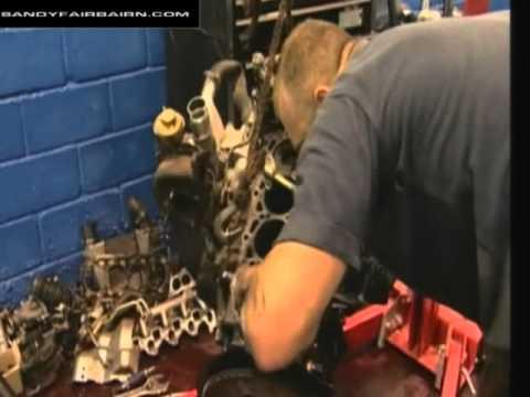 The Garage - Sandy Fairbairn - Nissan Patrol Turbo Problem