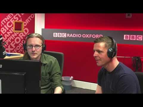 JF & GfG on BBC Radio Oxford May 2017