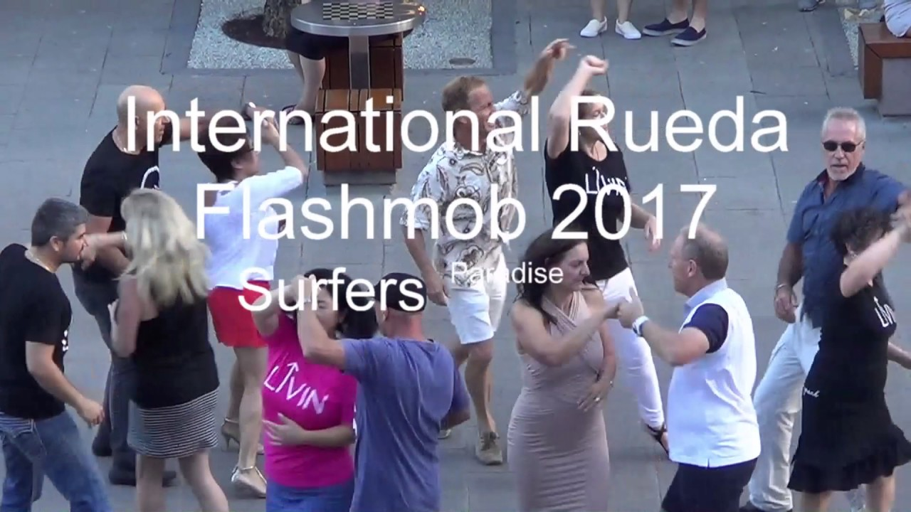 international rueda de casino flashmob