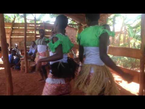 bujagali local dance