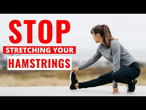 STOP Stretching Your Hamstrings - Do These 5 Moves Instead