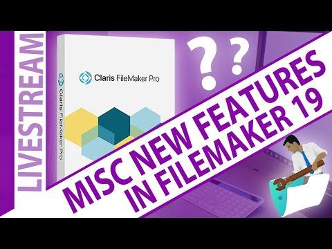 FileMaker 19 Q&A