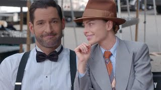 Lucifer Season 5: Tom Ellis and Cast Tease 1940s Noir Episode! (Exclusive)