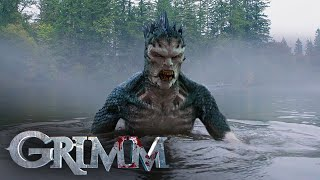 The Lake Monster Attacks Tourists    Grimm