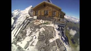 Release 1/3. Mittellegi ridge, Mont Eiger.