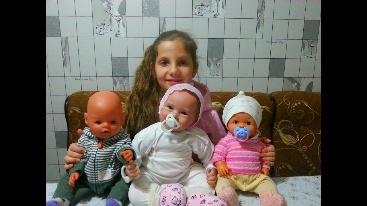 Канал играем куклы ирочкой