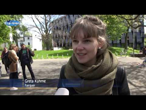 Fashion Revolution Week an der Hochschule Niederrhein