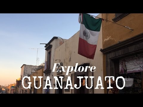 GUANAJUATO TRAVEL GUIDE - MEXICO'S HIDDEN GEMS 🍦🎇⛪️