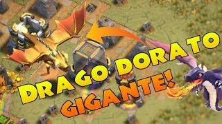 Nuove mappe goblin & drago dorato gigante! ∼ Clash of Clans ITA
