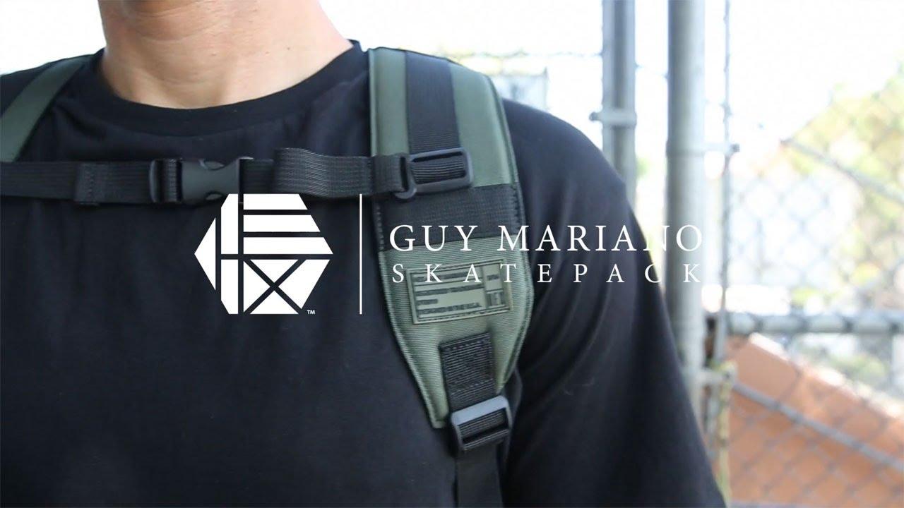78aa3e5947 HEX x Guy Mariano Skate Pack - YouTube